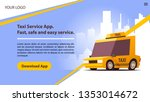 taxi services mobile app with...