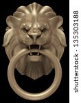 Lion\'s Head Door Handle....