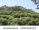 view of sintra  portugal | Shutterstock . vector #1353163112