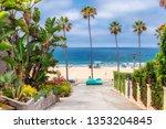 Manhattan Beach And Pier At...