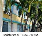 miami beach  fl usa   march... | Shutterstock . vector #1353249455