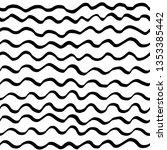 abstract vector seamless... | Shutterstock .eps vector #1353385442