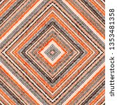 seamless vintage pattern. print ...   Shutterstock .eps vector #1353481358