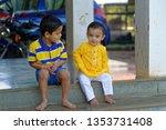 pune maharashtra india... | Shutterstock . vector #1353731408