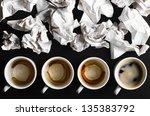 business creativity concept.... | Shutterstock . vector #135383792