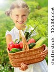 Постер, плакат: Gardening vegetables lovely