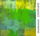 abstract background texture. 2d ... | Shutterstock . vector #1353991655