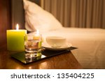 Stock photo hotel room 135404225