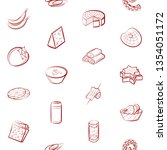 food images. background for... | Shutterstock .eps vector #1354051172