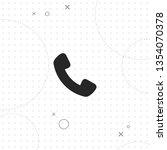 phone  telephone  vector best... | Shutterstock .eps vector #1354070378