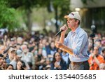 houston  texas   march 30  2019 ... | Shutterstock . vector #1354405685