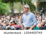 houston  texas   march 30  2019 ... | Shutterstock . vector #1354405745