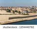 ismailia  egypt   november 5 ... | Shutterstock . vector #1354440782