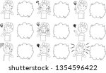 this is an illustration of a... | Shutterstock .eps vector #1354596422