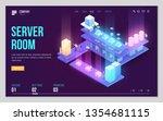 design website or landing page...   Shutterstock .eps vector #1354681115