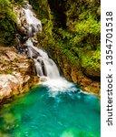 nature of new zealand | Shutterstock . vector #1354701518