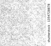 black grunge texture on white...   Shutterstock .eps vector #1354728878