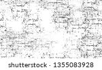 vintage texture with grunge... | Shutterstock .eps vector #1355083928