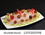 chinese food delicious | Shutterstock . vector #1355305598