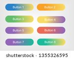 button gradient for your web... | Shutterstock .eps vector #1355326595