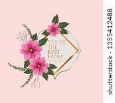 happy mothers day victorian...   Shutterstock .eps vector #1355412488