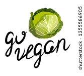 vector illustration of green...   Shutterstock .eps vector #1355586905