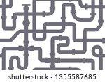 seamless vector texture ... | Shutterstock .eps vector #1355587685