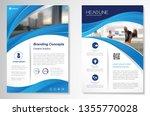 template vector design for... | Shutterstock .eps vector #1355770028