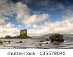Castle Stalker  Scottish Gaeli...