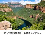 Blyde River Canyon And The...