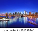 Lower Manhattan From Above The...