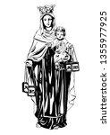 Our Lady Of Mount Carmel Virgi...