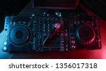 night club  nightlife concept.... | Shutterstock . vector #1356017318
