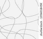 vector seamless pattern....   Shutterstock .eps vector #1356018458
