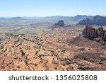 landscape in tigray province ... | Shutterstock . vector #1356025808