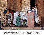 gondar  ethiopia   march 3 ... | Shutterstock . vector #1356036788