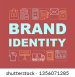 brand identity word concepts...
