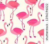 allover seamless repeat pattern ... | Shutterstock .eps vector #1356196022