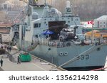 odessa ukraine   april 1  2019  ... | Shutterstock . vector #1356214298