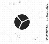 diagram  vector best flat icon... | Shutterstock .eps vector #1356286022