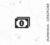 money  dollars  vector best... | Shutterstock .eps vector #1356291368