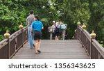 bangkok  thailand   september...   Shutterstock . vector #1356343625