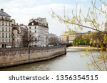 paris  france   mar 27  2019  a ... | Shutterstock . vector #1356354515