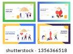 better health for life landing... | Shutterstock .eps vector #1356366518
