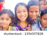 varkala  kerala  india  ... | Shutterstock . vector #1356557828