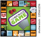 Corporate Game Infographic....