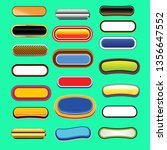 mega bundle button game   web | Shutterstock .eps vector #1356647552