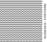 seamless pattern with smooth... | Shutterstock .eps vector #1356721082