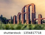 Roman Aqueduct Acueducto De Lo...
