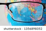 southeast asia watched from... | Shutterstock . vector #1356898352